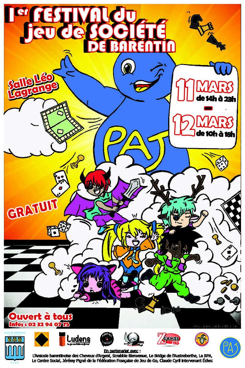 Festival des Jeux de Barentin, 1ère édition Affich10