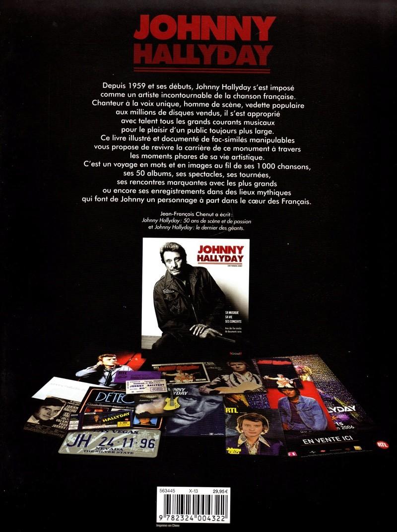 [livre] Johnny Hallyday ..jf Chenut - Page 2 Verso10
