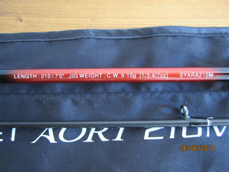 [VENDO] [USATO] Major Craft - Daiwa - Shimano Img_1431