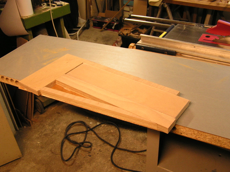 Un meuble caisson pour ma scie à onglet  00511