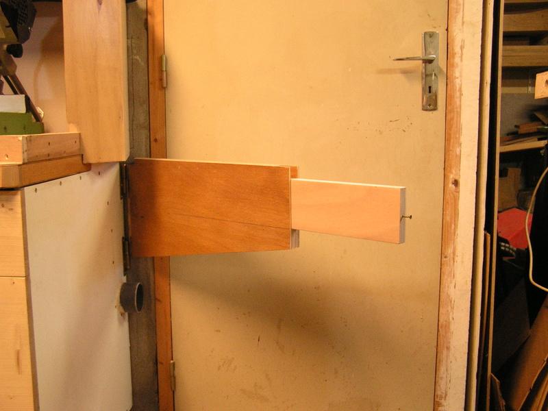Un meuble caisson pour ma scie à onglet  00711