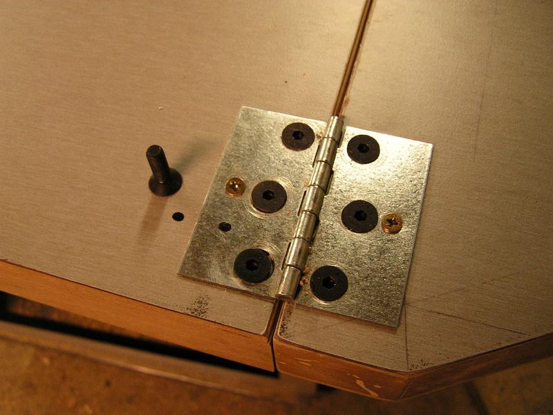 Un meuble caisson pour ma scie à onglet  01710