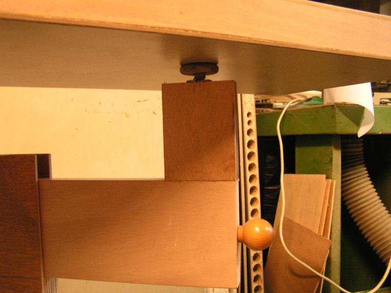 Un meuble caisson pour ma scie à onglet  02110