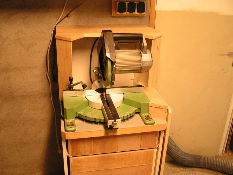 Un meuble caisson pour ma scie à onglet  Caison17