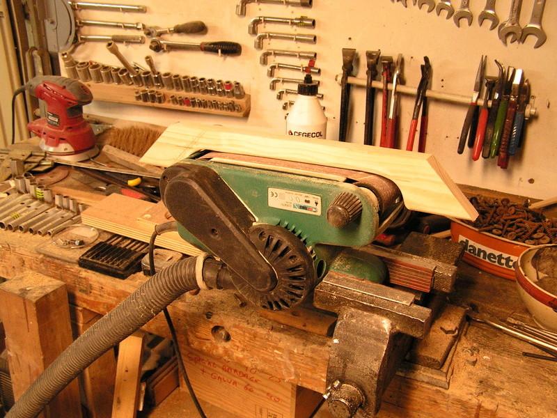 Un meuble caisson pour ma scie à onglet  Caison19