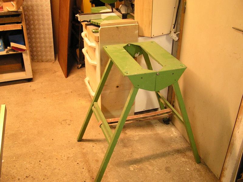 Un meuble caisson pour ma scie à onglet  Caison20