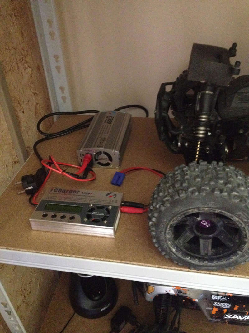 HPI SAVAGE XL FLUX [HPI69Xl] - Page 11 Cgarge11