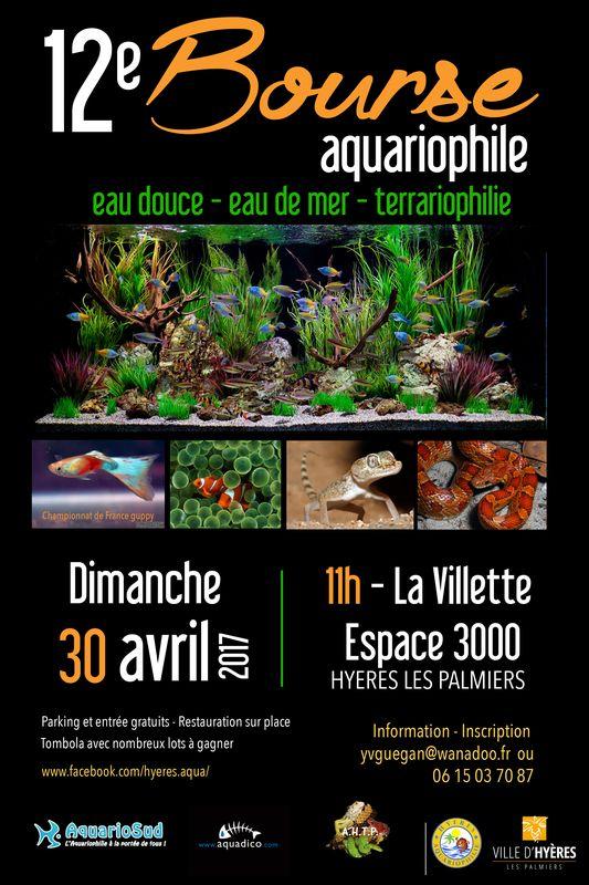 La 12ème bourse d'aquariophilie à Hyères Bourse11