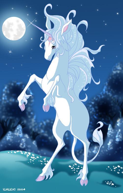 Licornes, centaures et chevaux ailés - Page 2 La-der10