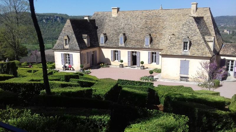 Cadeau de ma chérie - un wkd en Dordogne 20170424