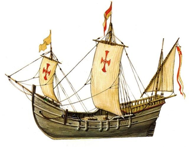 Miðgarðs Véurr: La Sentinelle de Midgardr  NOTRE BATEAU Carave10