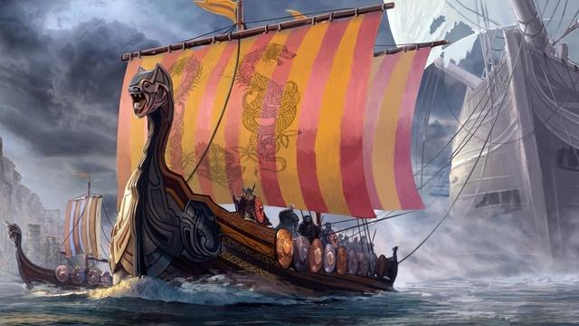 Miðgarðs Véurr: La Sentinelle de Midgardr  NOTRE BATEAU Wallpa10