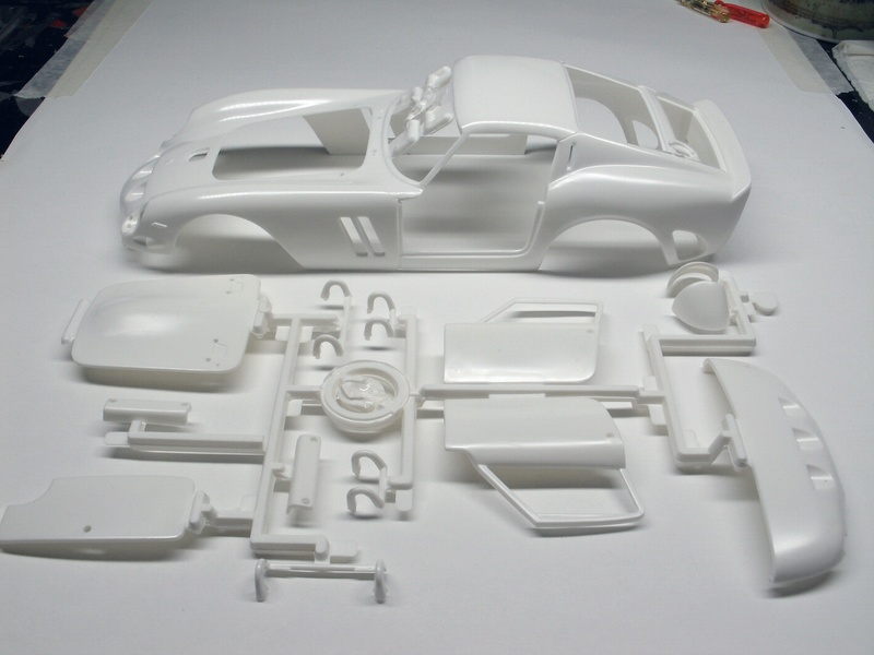 Ferrari 250 GTO (Revell) 00212