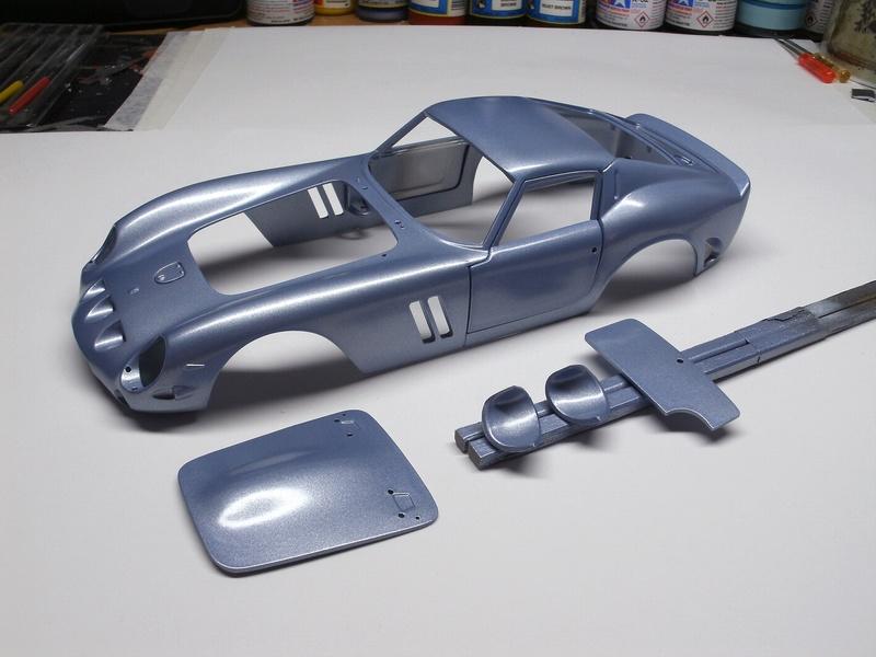 Ferrari 250 GTO (Revell) 00410