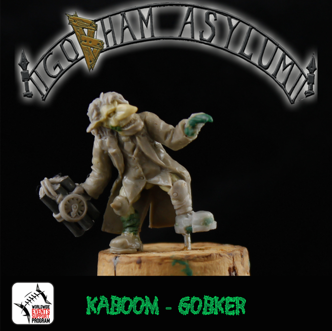 Gobham Asylum 62d1b910