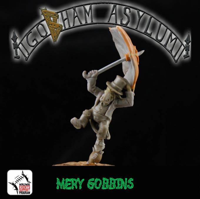 Gobham Asylum Bc48b910