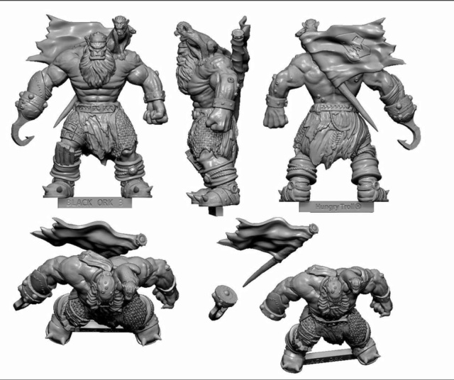[HUNGRY TROLL] Broken Jaws - Pirate Orc Team Fb_img16