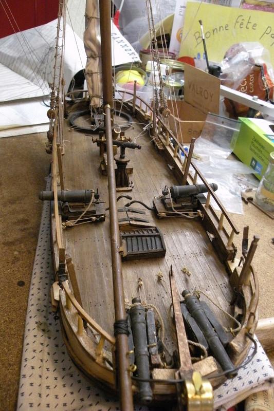 Canonnière Type 2 Belge (ex-Néerlandaise) MANTUA 1/43 par HUSSARD - Page 2 H410