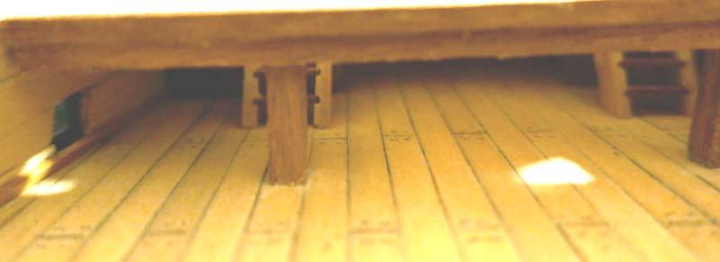 SAN JUAN BAUTISTA, galion du XVI° d'AL au 1/90° par Parellum - Page 30 P1000315
