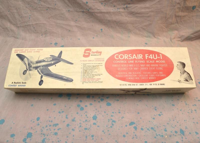 Corsair, finished. Corsai34