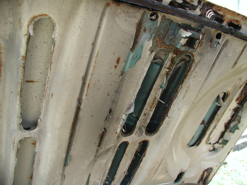 How a rusty 1963 Corvair turned into a slightly less rusty 1977 MG Midget Corvai31