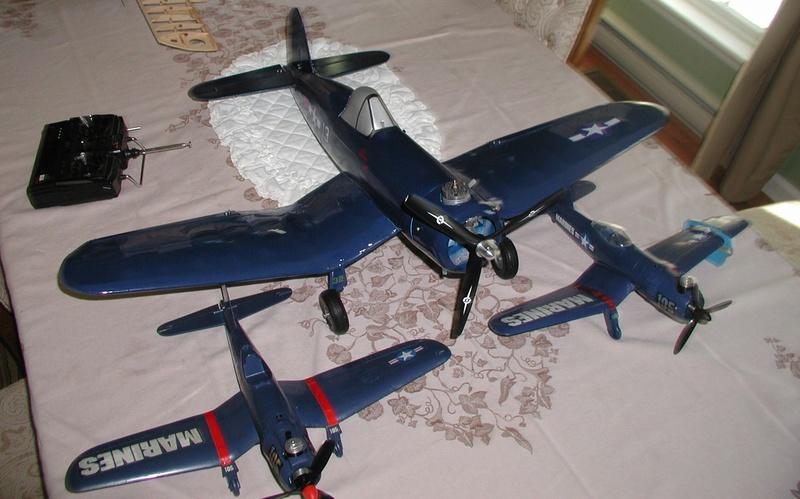 F4U-1 and Cox Mini-Me's Enya_t11