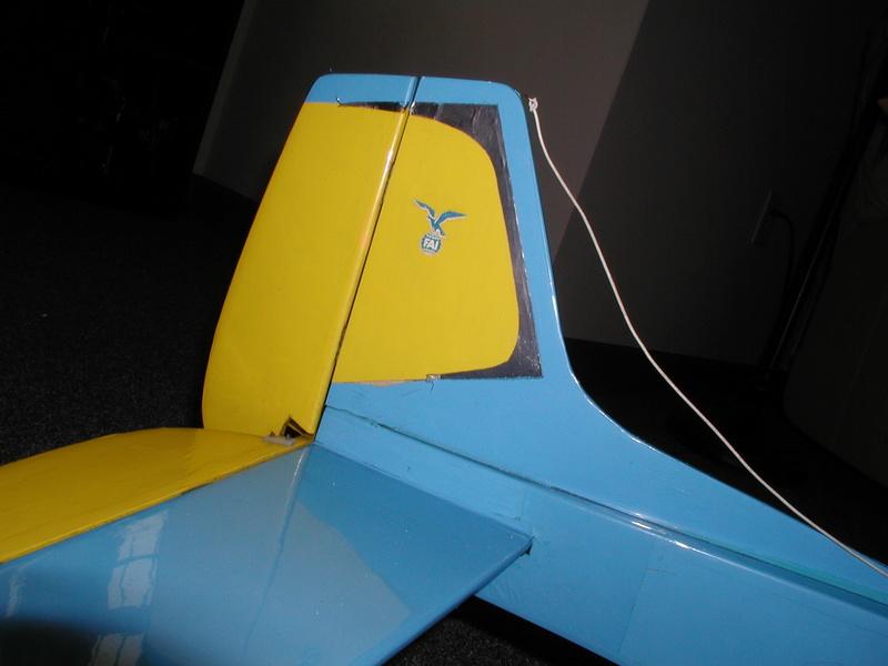 Lazer Works Fledgling has arrived! Fledgl12