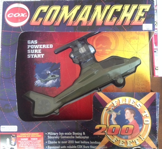 Cox Comanche Helicopter  Img_3410