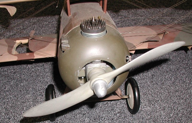 Corsair, finished. Nieupo10