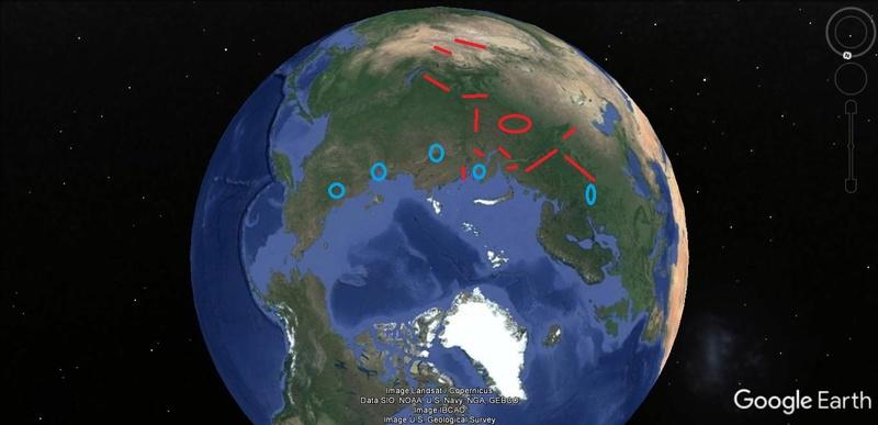 Activation des reliefs sur Google Earth 215