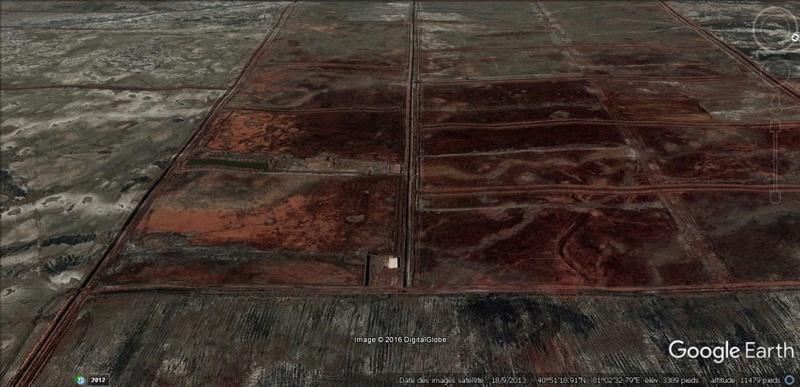 Activation des reliefs sur Google Earth 222
