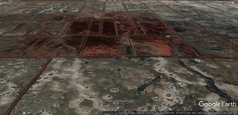 Activation des reliefs sur Google Earth 223