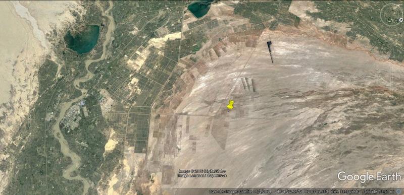 Activation des reliefs sur Google Earth 228
