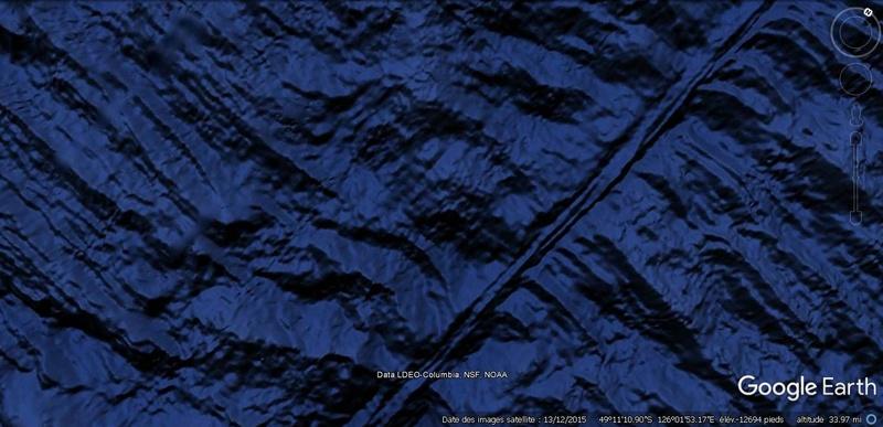 Activation des reliefs sur Google Earth 714