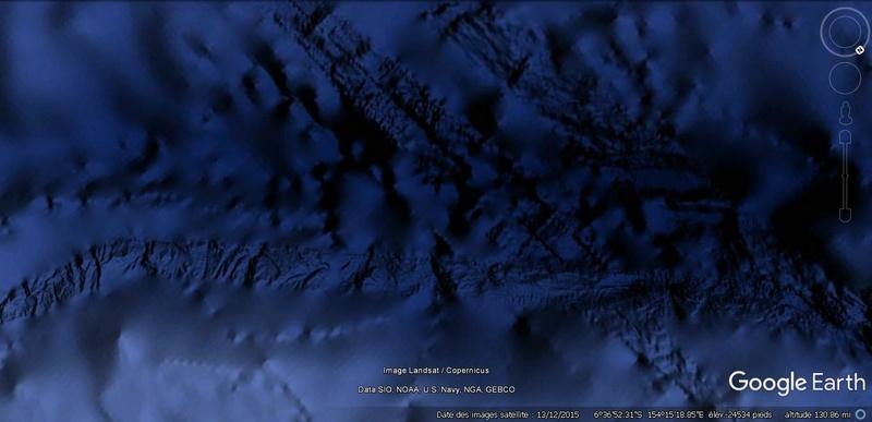 Activation des reliefs sur Google Earth Terre15