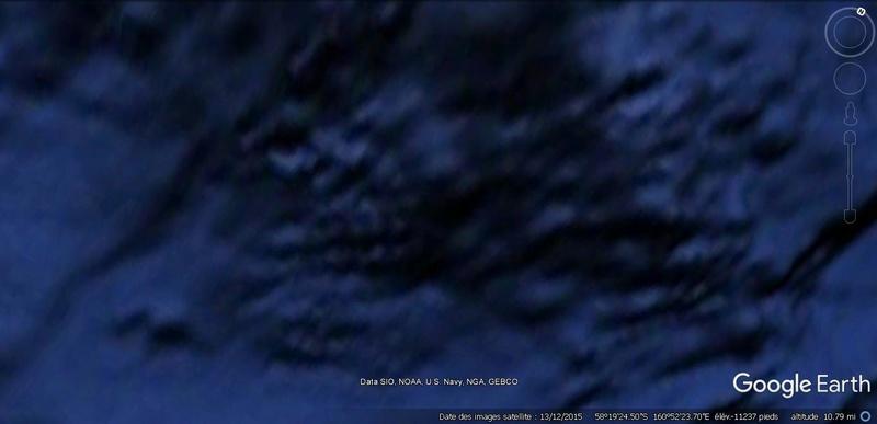 Activation des reliefs sur Google Earth Terre17