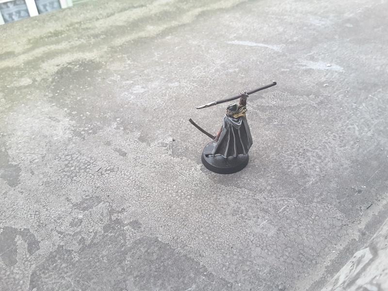 Concours de peinture sda n°5 [Aragorn et sa garde en dio] 14941713