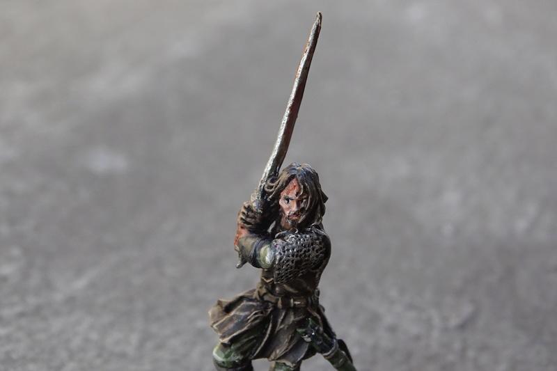 Concours de peinture sda n°5 [Aragorn et sa garde en dio] Aragor14