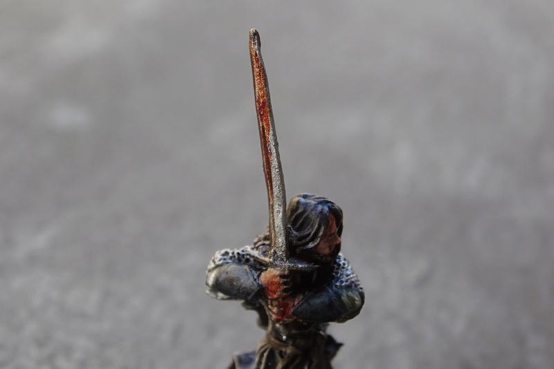 Concours de peinture sda n°5 [Aragorn et sa garde en dio] Aragor16