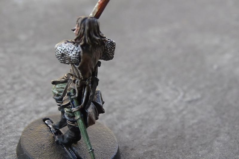 Concours de peinture sda n°5 [Aragorn et sa garde en dio] Aragor17