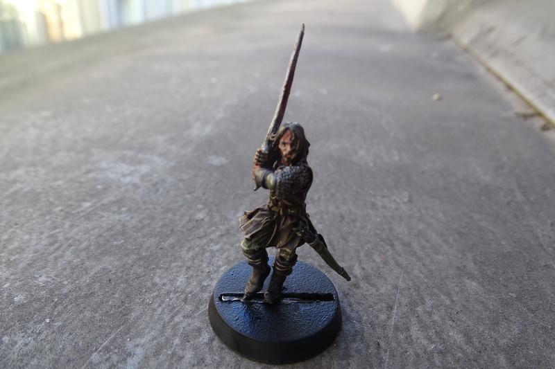 Concours de peinture sda n°5 [Aragorn et sa garde en dio] Aragor19