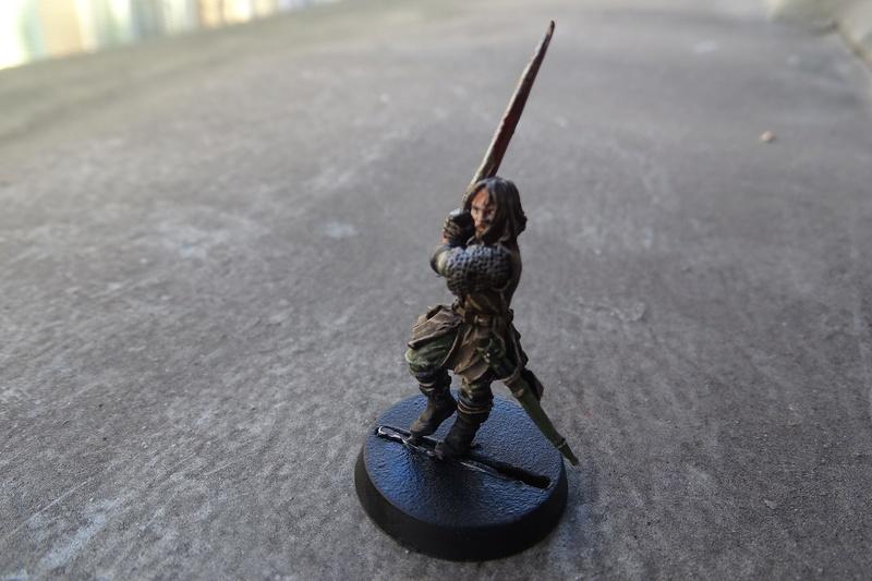 Concours de peinture sda n°5 [Aragorn et sa garde en dio] Aragor25