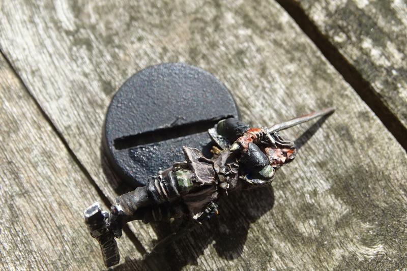 Concours de peinture sda n°5 [Aragorn et sa garde en dio] Aragor26