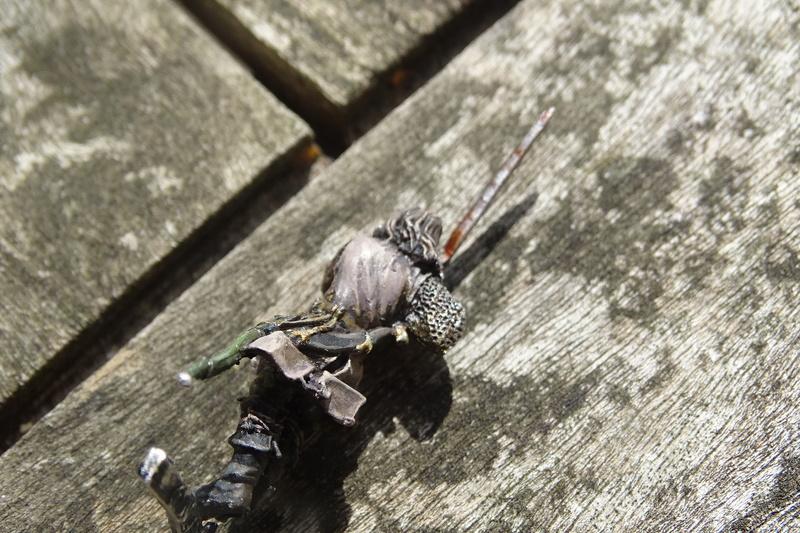 Concours de peinture sda n°5 [Aragorn et sa garde en dio] Aragor27