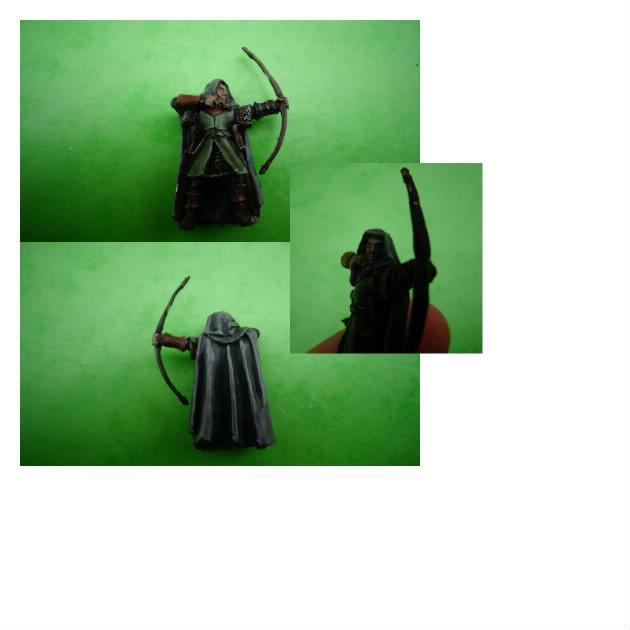 Concours de peinture sda n°5 [Aragorn et sa garde en dio] Bloggi13