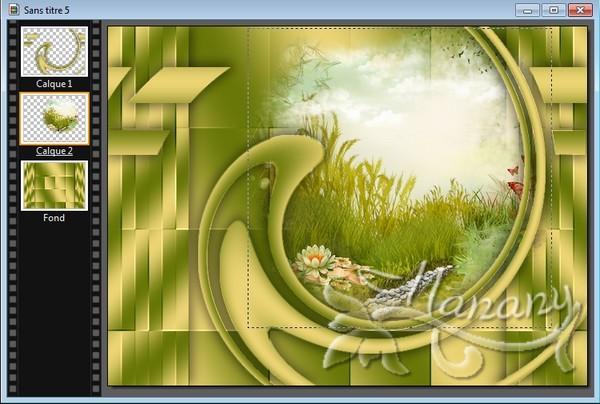 N° 2 Manany Tutorial Belle saison du printemps H910