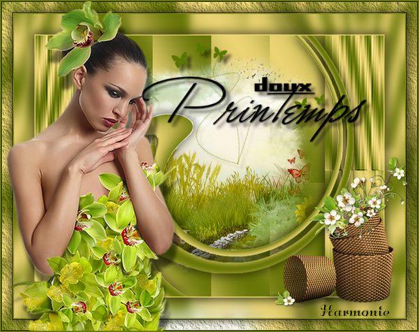 N° 2 Manany Tutorial Belle saison du printemps Primav10