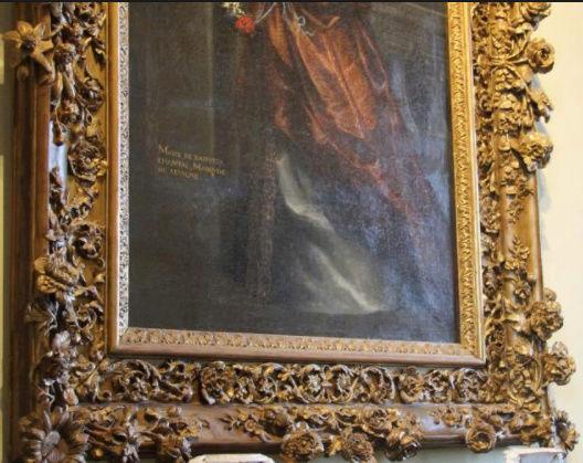 Sévigné, épistolière du Grand Siècle, château de Grignan  Captu111
