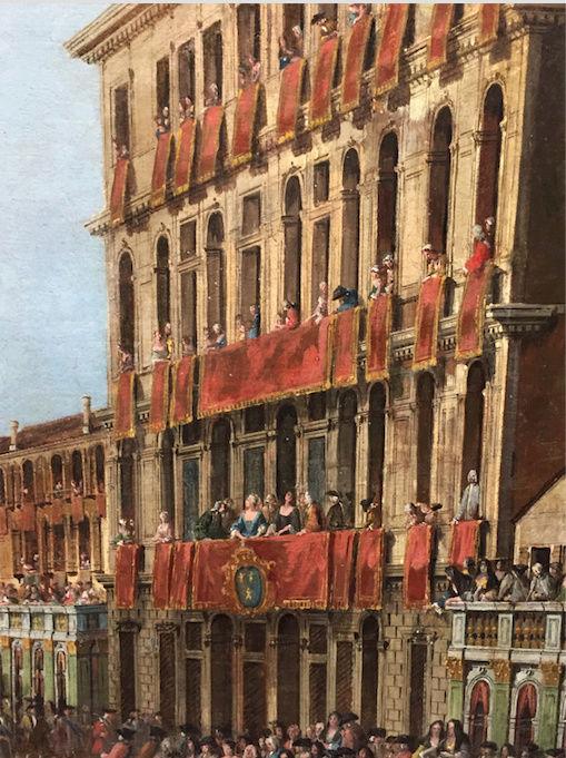 Musée Cognacq-Jay : expo Sérénissime! Venise en fête Captur18