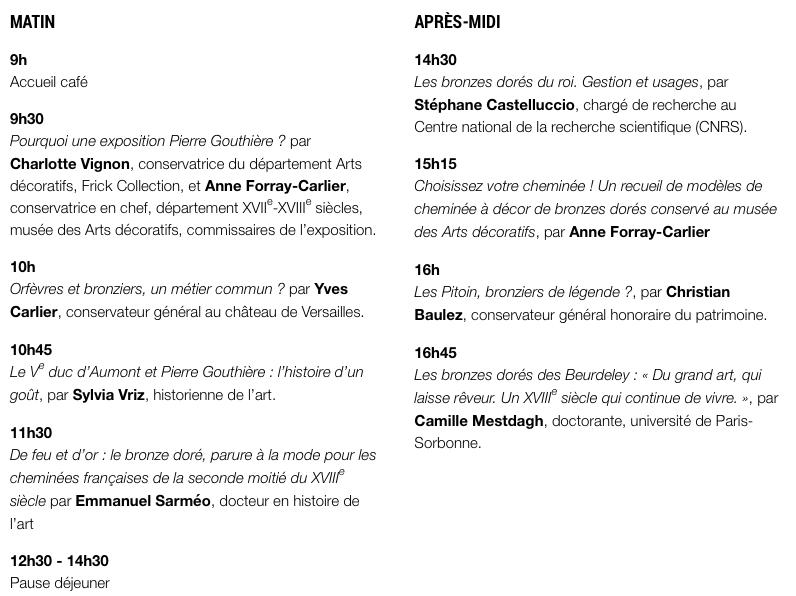 Exposition Gouthière Captur21